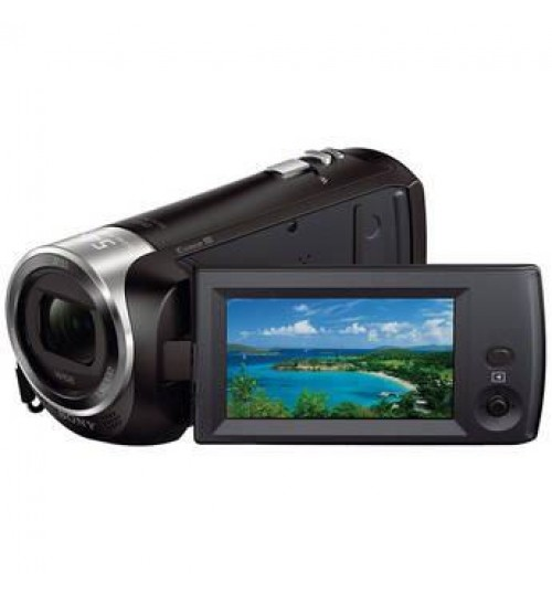 Sony - HDR-CX240 KIT HD Flash Memory Camcorder