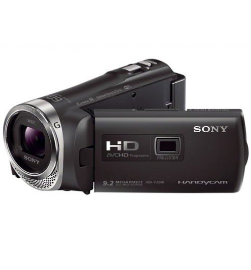 16GB Flash Memory HD Camcorder  HDR-PJ340E KIT 2