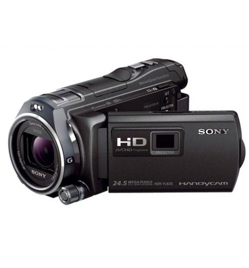 4GB Flash Memory HD Camcorder HDR-PJ820E KIT