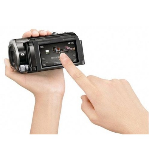 64GB Flash Memory HD Camcorder HDR-CX560E