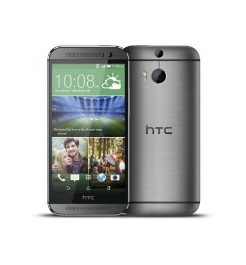 (HTC One M8) اتش تي سي  رمادى