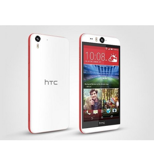 HTC Desire Eye red/white