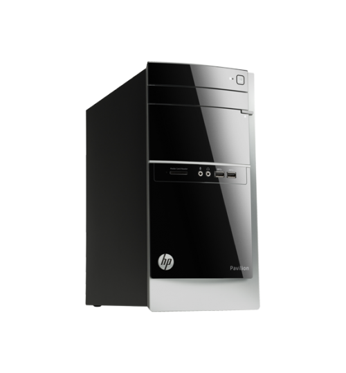 HP Pavilion Home Desktop PCs HP Pavilion Desktop - 500-470nx