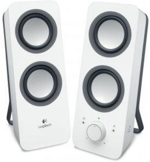 Logitech Multimedia Speaker z200 White