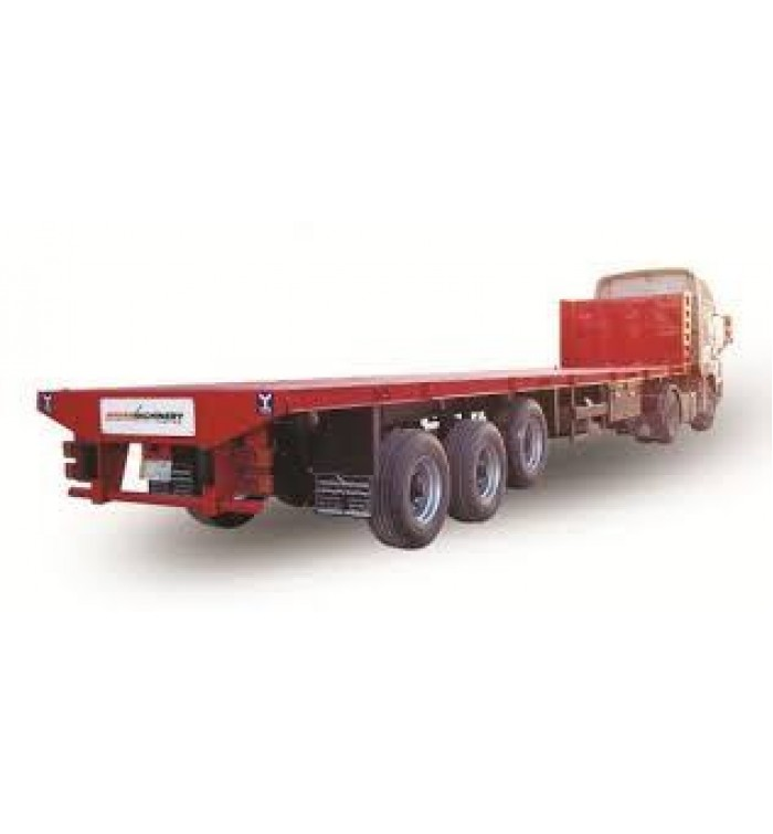 Flatbed Trailers For Rental Inside & Outside K S A- SAR500 00- heavy duty &  equipment