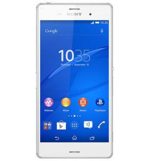 Sony Xperia Z3,Dual Sim ,smart phone ,Camera20.7MP,Agent Guarantee