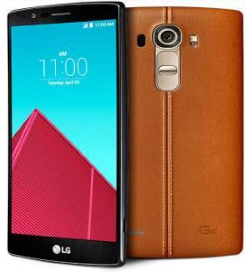 LG G4 32GB Dual SIM Leather Brown