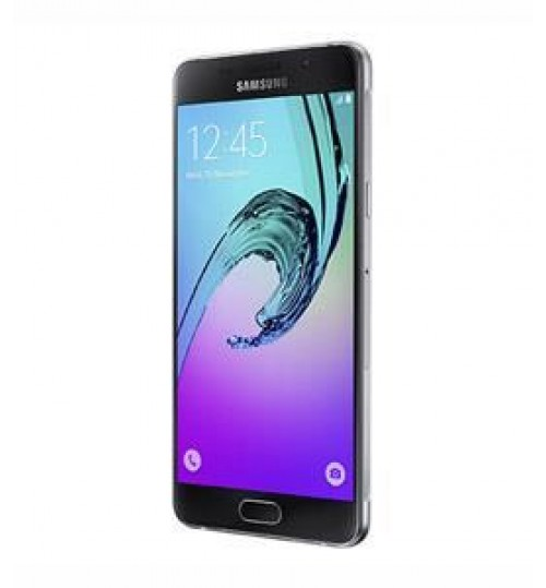 Samsung Galaxy A5 ,2016 LTE, Duos, 16GB Black,2 Years Guarantee