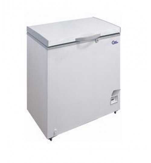ClassPro Chest Freezer 93L Handle with Lock, White