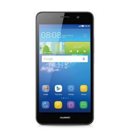 "Huawei Y6 5.0"" Smartphone 8GB 3G/DS Black"