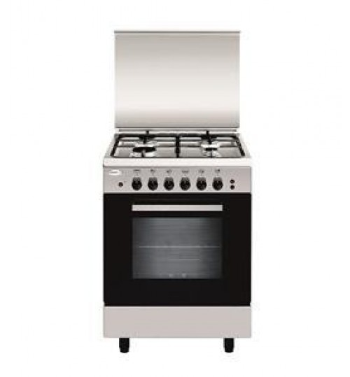 Glem Gas Cooker 4 GB, 50x53cm Full Safety Steel