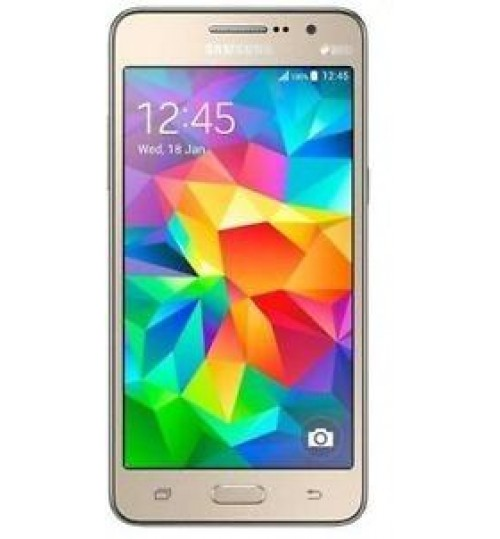 Samsung Galaxy Grand Prime 3G Dual Sim 8GB Gold