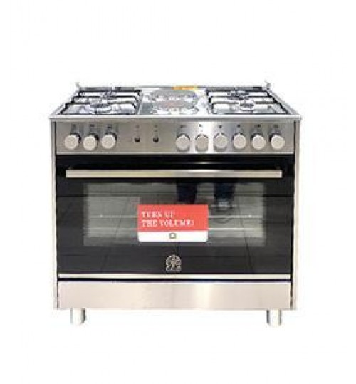 La Germania Futura Cooker, M9S D 90x60, 4Gas+2hotp