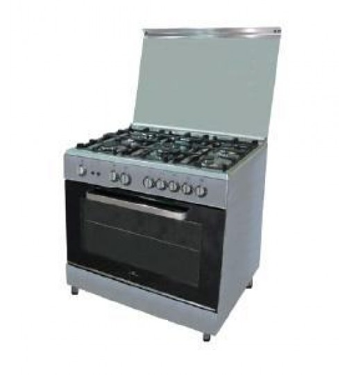 WHITE-WESTINGHOUSE GAS COOKER 80X50 STEEL