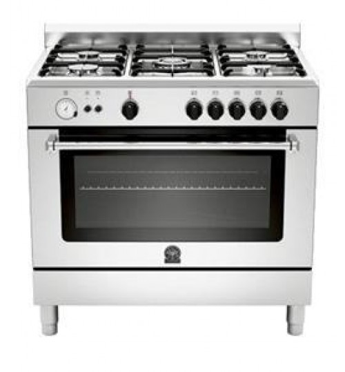 La Germania Americana M9S C, Cooker 90x60, Steel