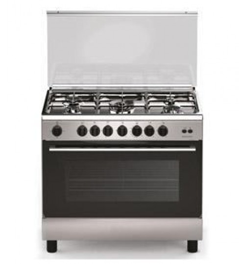 Home Queen Gas Cooker, 90x60cm, 5 Gas Burners FS