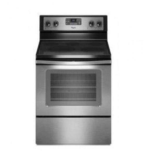 Whirlpool Self Clean Ceramic Electric Range 5.3Cuf