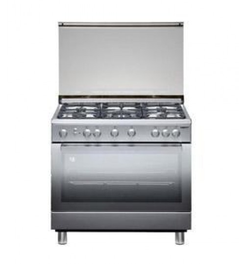 Crafft Gas Cooker, Softline, 90X60, 5 Gas Burners
