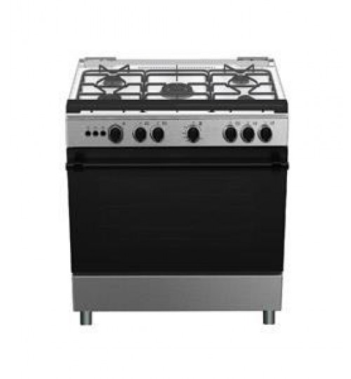 JTC Gas Cooker 90X60, Full Safety 5 burners, Stain