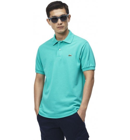 Lacoste Polo T-Shirt for Men - Green - Size 5 US - 094119 3B5