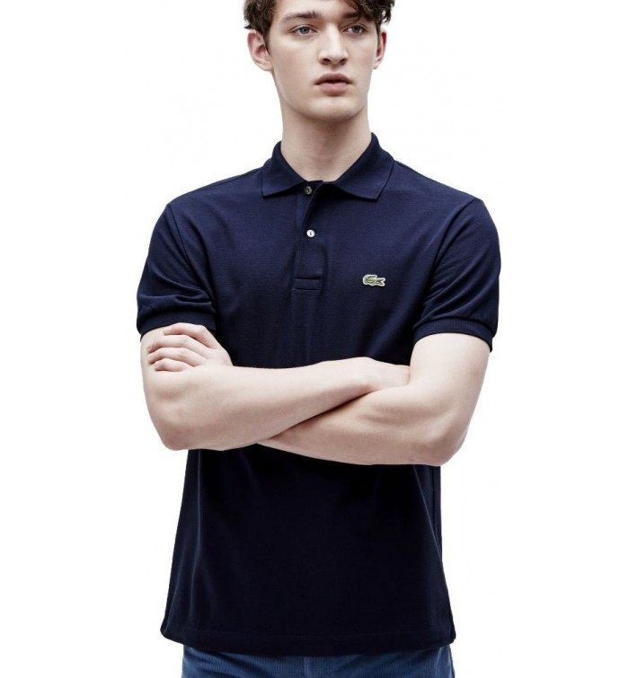 1fac2fb36057f Lacoste Polo T-Shirt for Men - Blue - Size 5 US - 094166 166- The ...