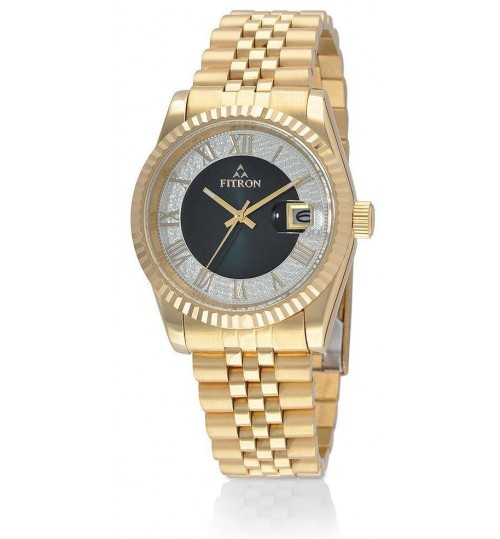 Casual Watch for Women by Fitron, Analog,