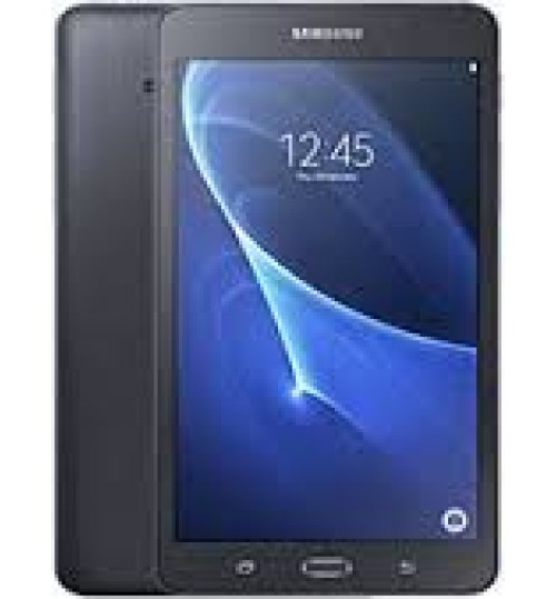 """Samsung Tab A7 4G LTE 7"""" Android Black"""