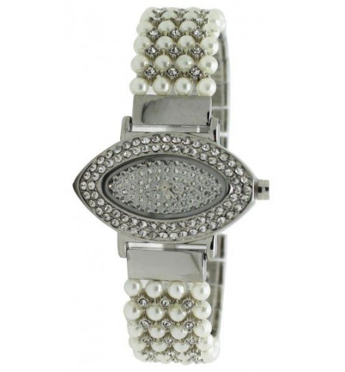Diamond Dior Dress Watch For Women Analog pearl - ‏‏‏‏‏‏D0946272