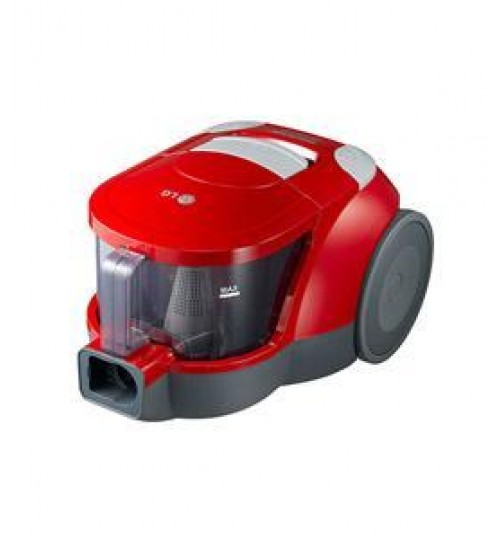 LG Vacuum Cleaner Cyclone Canister 1600W Red