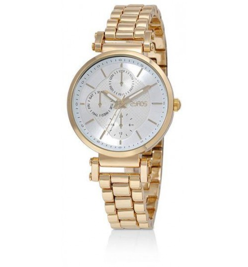 Casual Watch for Women by Zyros, Analog, ZY072L010111