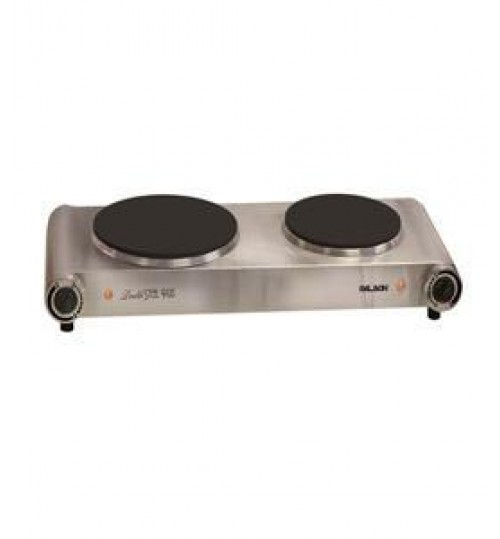 Palson Double Steel Plus Electric Hob