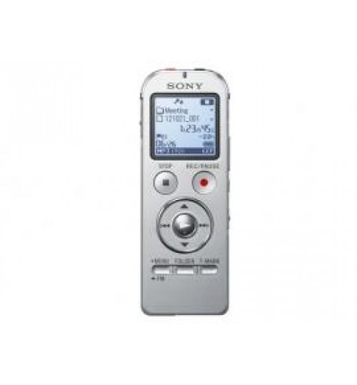 4GB UX Series Digital Voice Recorder