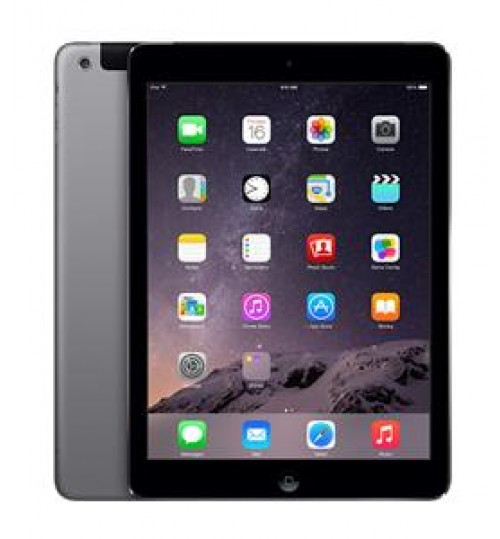 "Apple Ipad Air 2 Retina 9.7"" WiFi IOS Space Grey(modified)"