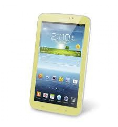 "Samsung Galaxy Tab III Kids 7"" 8GB WiFi Yellow"