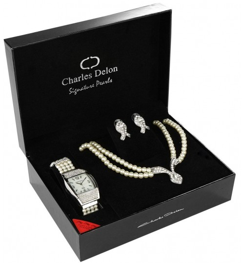 Jewelry Set for Women by Charles Delon , 5340 LIMB