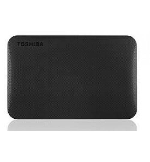 "Toshiba CANVIO READY 1TB 2.5"" Portable HDD Black"