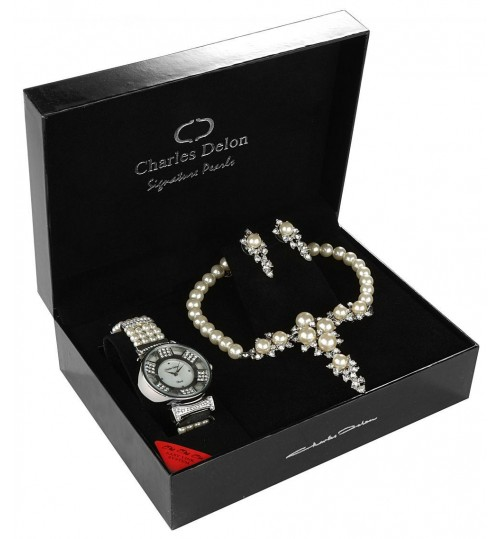 Jewelry Set for Women by Charles Delon , 5705 LIMB
