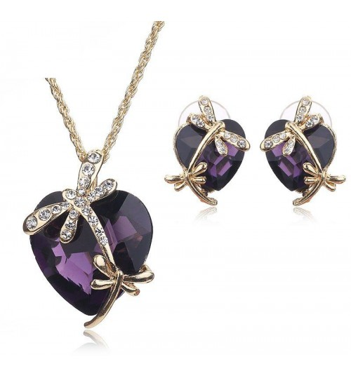 African Beads Jewelry Set for Women