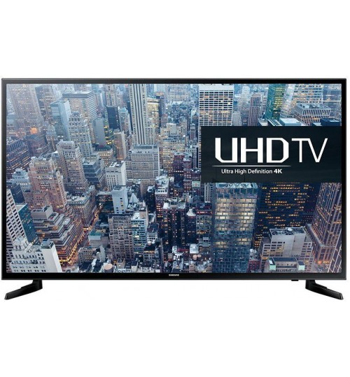 Samsung 40 Inch Flat UHD 4K Smart LED TV - 40JU6000