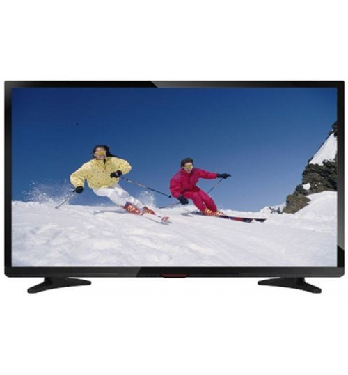 Eurostar 39 Inch Full HD LED TV - Black, T39LED J16