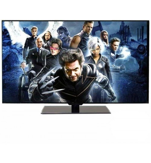 TV Monitor by Dansat LED, 48 inch, HDMI, USB, Multimedia, Black