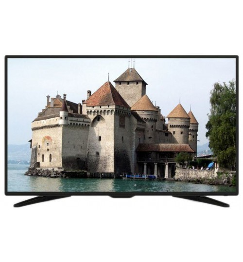 Innjoo 55 inches Smart TV - Black - T551
