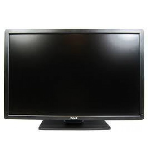 "DELL 24"" Wide screen Monitor Black"