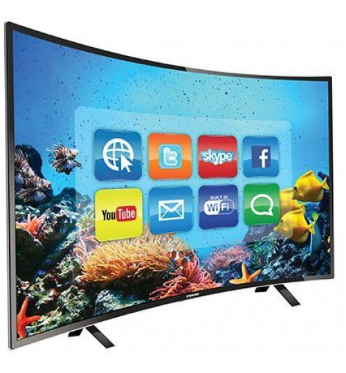 Nikai 32 Inch LED Smart TV Black - NTV3200CSLED