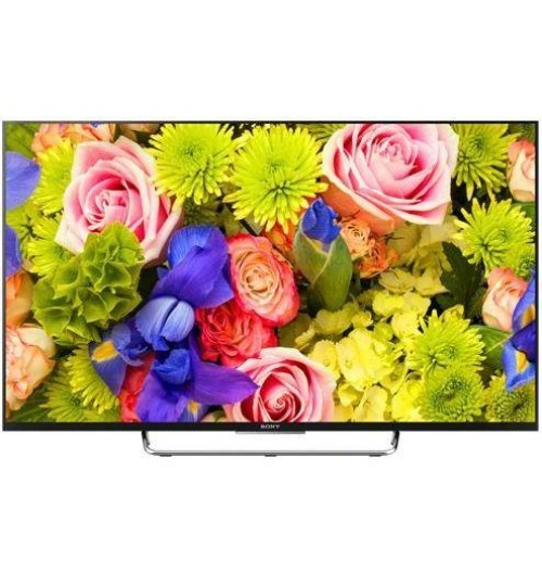 Smart LED TV by Sony , 55 Inch ,Full HD , 3 D ,KDL-55W800C