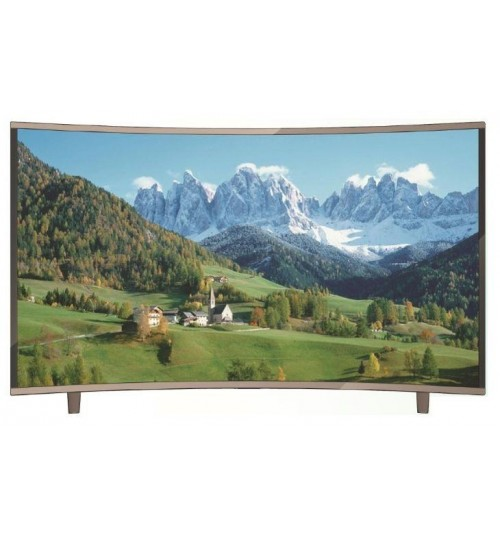 Nikai 50 Inch LED Standard TV Black - NTV5000CLED