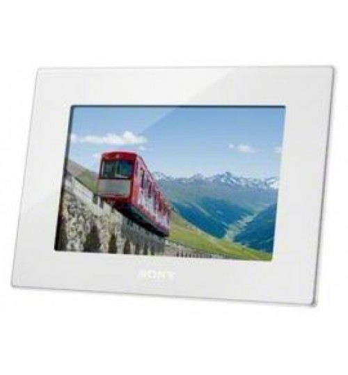 8.0 inch Digital Photo Frame ( FREE 4 GB M) -DPF-HD800/W