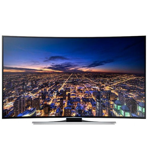 Samsung 55 Inch Ultra HD 4K Smart Curved LED TV - UA55HU8700