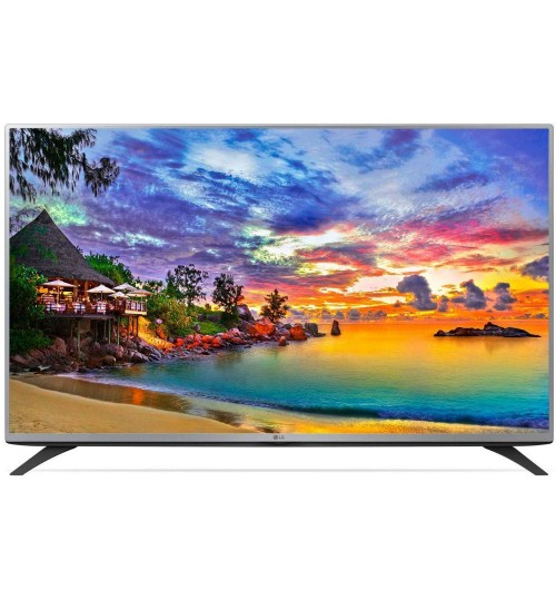 LG 43 inches Smart Full HD TV, Silver, 43LF590T