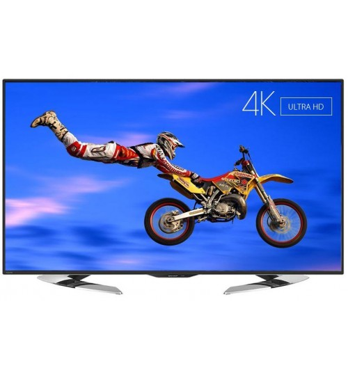 Sharp 65 Inch 4K Smart UHD, LED TV, LC-65UE630X